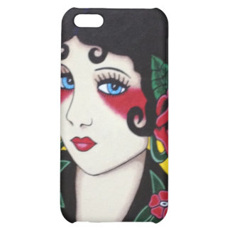 Flapper Chic iPhone 4/4s Speck Case iPhone 5C Covers