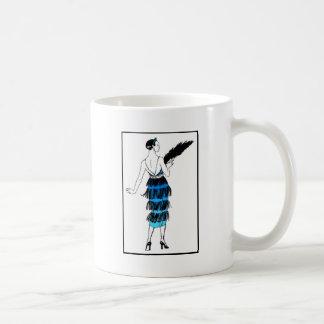Flapper Dress With Fringe Mugs