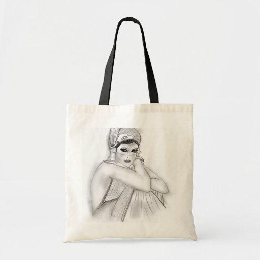 Flapper Girl Bags