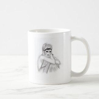 Flapper Girl Mug