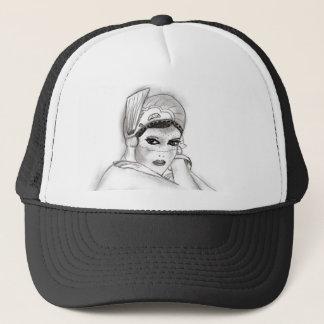 Flapper Girl Trucker Hat