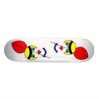 Flapper - Roaring 20s Skateboard Deck