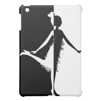 Flapper Silhouette iPad Mini Covers