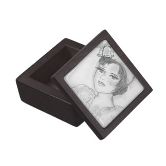 Flapper with Bells Gift Box