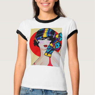 flapper with hat T-Shirt