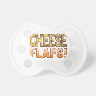Flaps Blue Cheese Pacifier