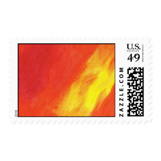 Flare Postage Stamps