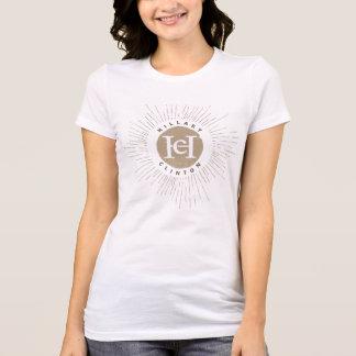Flare Vintage Hillary Clinton Monogram T-Shirt