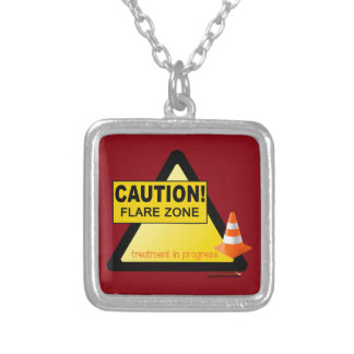 Flare zone necklace