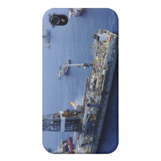 Flaring operations conducted by the drillship cover for iPhone 4