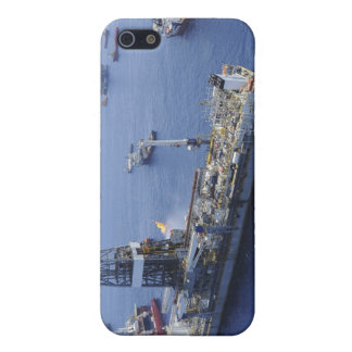 Flaring operations conducted by the drillship cover for iPhone SE/5/5s