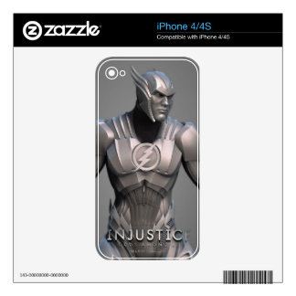 Flash Alternate 2 Skin For The iPhone 4