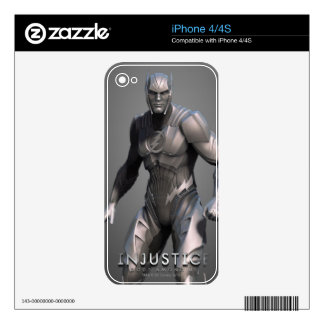 Flash Alternate Decals For The iPhone 4