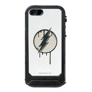 Flash Bolt Paint Grunge Incipio ATLAS ID™ iPhone 5 Case