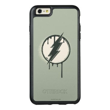 Flash Bolt Paint Grunge OtterBox iPhone 6/6s Plus Case
