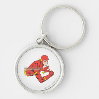 Flash Bust View Keychain