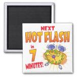 Flash caliente siguiente imanes