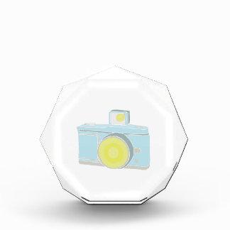 Flash Camera Acrylic Award