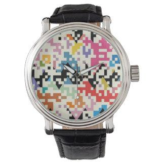 Flash código relojes de mano