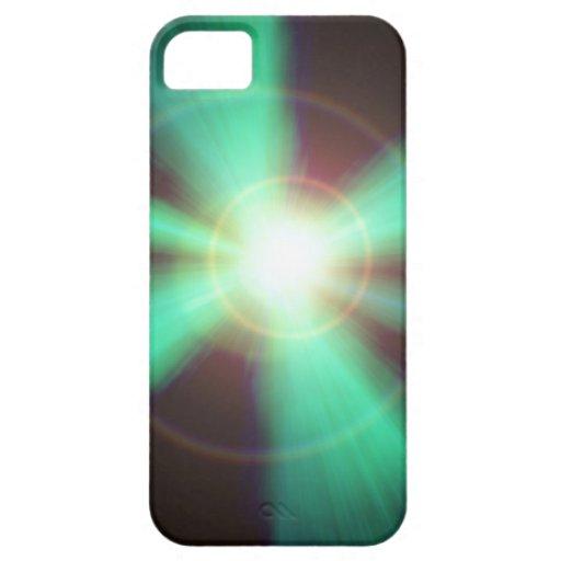Flash de la luz iPhone 5 funda