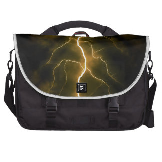 Flash del relámpago bolsas para ordenador
