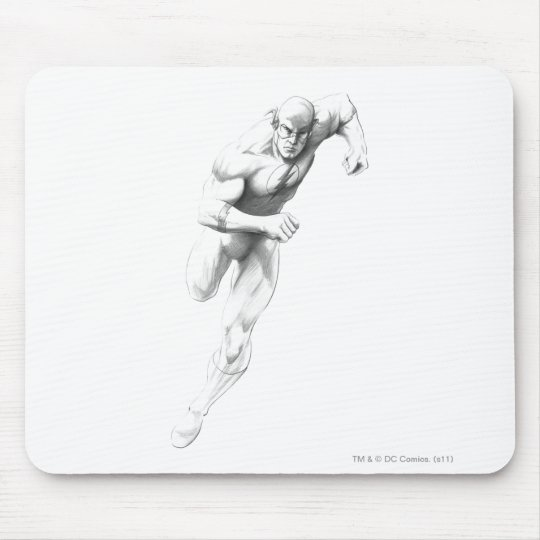 Flash Drawing Mouse Pad