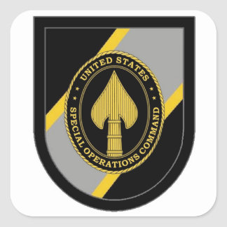 FLASH/DUI JOINT SPECIAL OPS COMMAND STICKERS