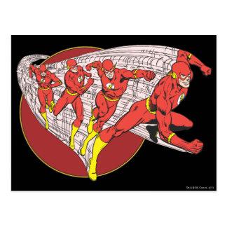 Flash en el movimiento postal