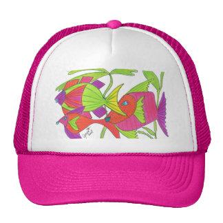 Flash Fish Trucker Hat