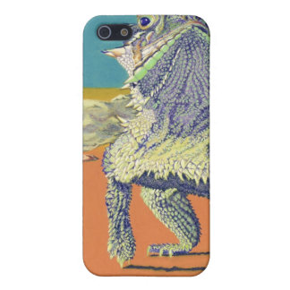 Flash Flood - Horned Toad Case For iPhone SE/5/5s