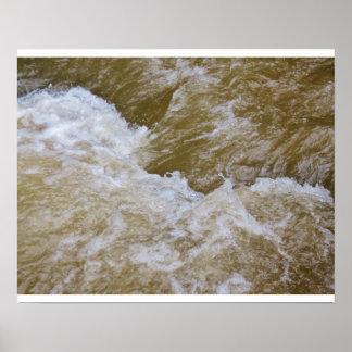 """Flash Flood"" Photography Poster Prints"