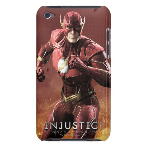 Flash iPod Touch Case-Mate Fundas