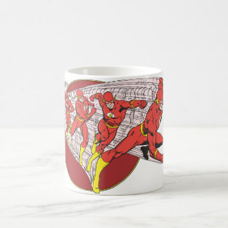 Flash In Motion Coffee Mug