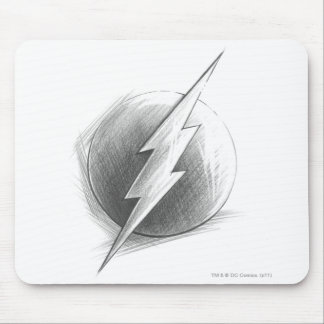 Flash Insignia Mouse Pad