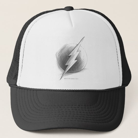 Flash Insignia Trucker Hat