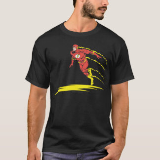 Flash Leaps Left T-Shirt