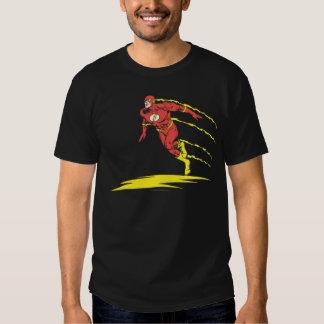 Flash Leaps Left Tshirt