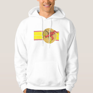 Flash Leaps Right Hoodie
