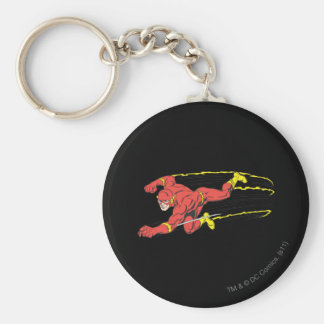 Flash Lunges Left Keychains