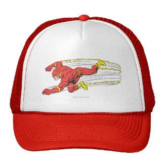 Flash Lunges Left Trucker Hat
