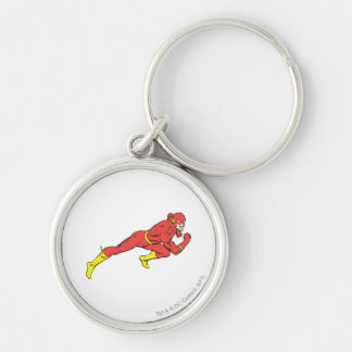 Flash Lunges Right Keychain