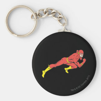 Flash Lunges Right Key Chain