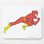 Flash Lunges Right Mouse Pad