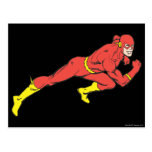 Flash Lunges Right Postcard