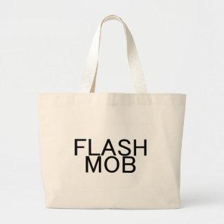 Flash Mob Canvas Bags