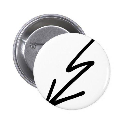 flash negro pin