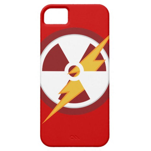 Flash nuclear iPhone 5 protector
