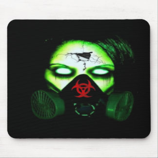 Flash of Death Mousepads