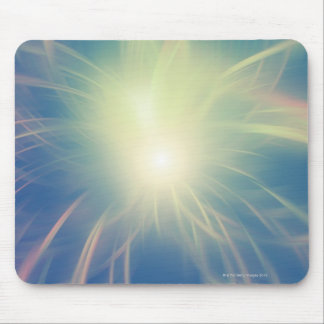 Flash of Light 2 Mouse Pad