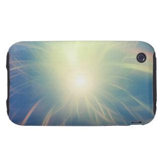 Flash of Light 2 Tough iPhone 3 Case